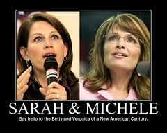 d sarah and michele demotivator