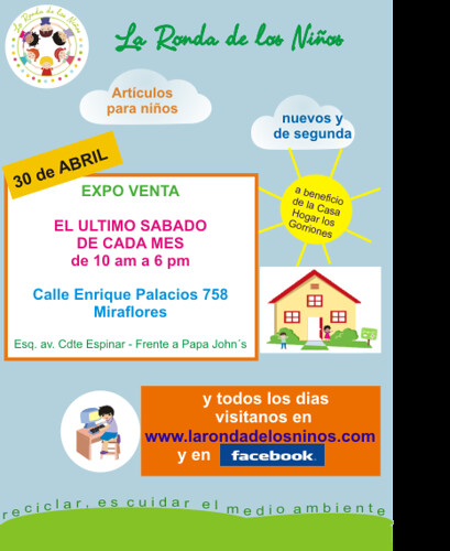 Flyer abril