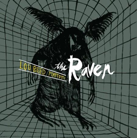 The Raven by Lou Reed & Lorenzo Mattotti