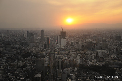 Mori Tower View, 東京 日本 by aginorz