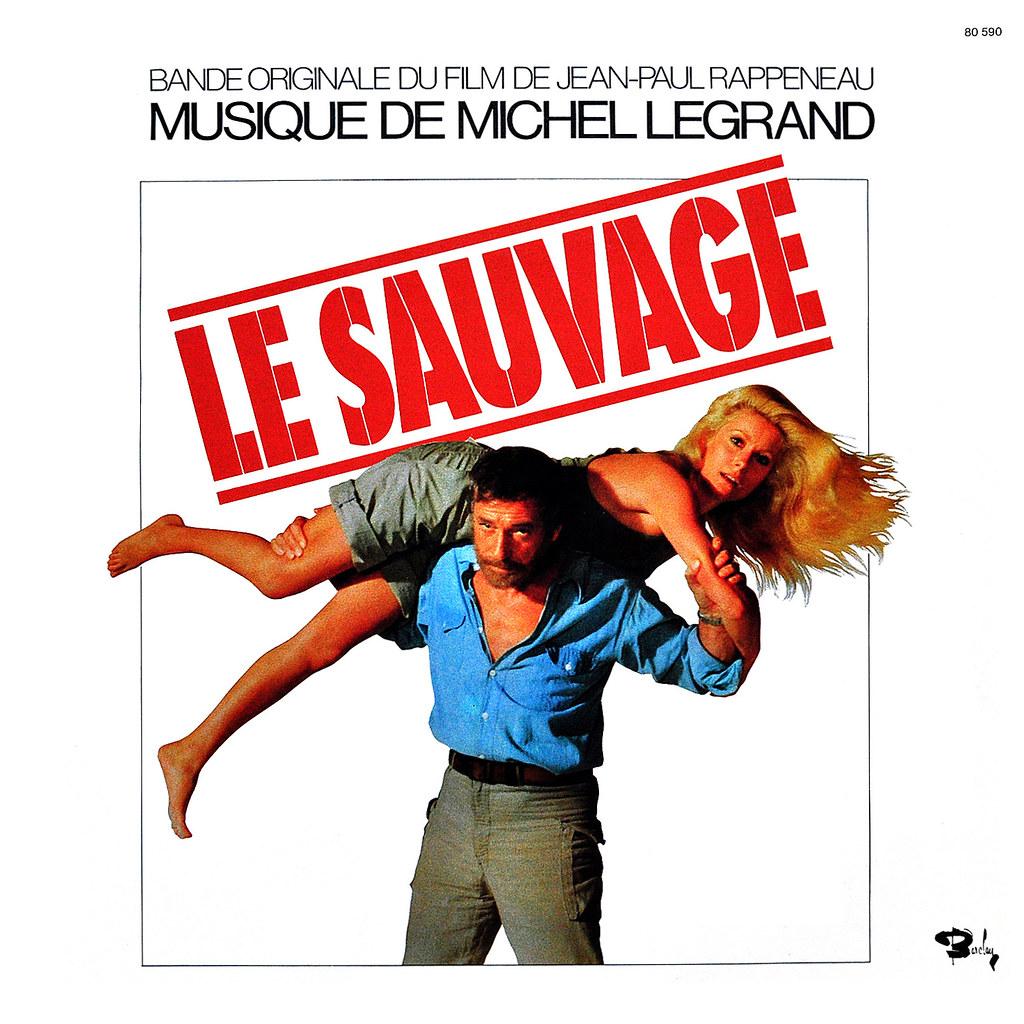 Michel Legrand - Le Sauvage