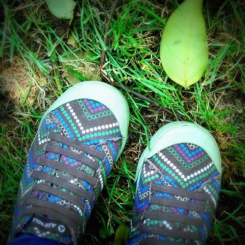 June 2 - My Favorite Shoes