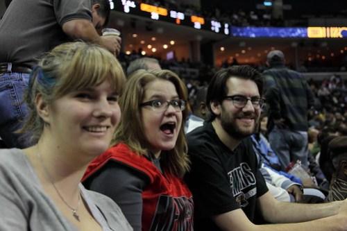 Tanie, Amy & Zach