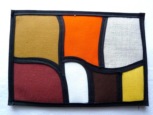 Autumn Blocks by Samantha Halliwell