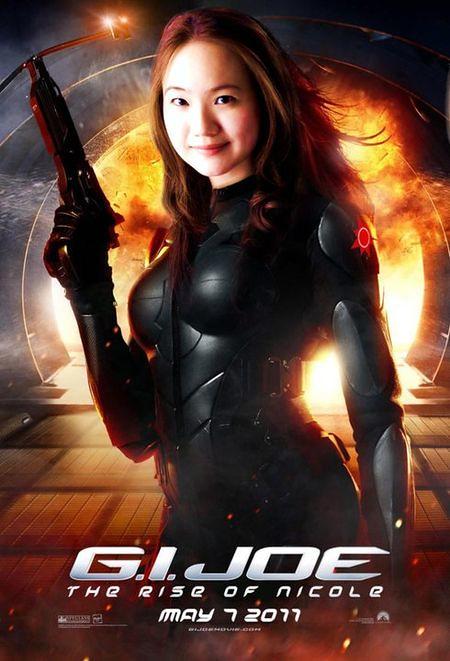 Nicole Seah as GI Joe