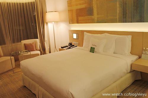 [2010吉隆坡.宿]Double Tree by Hilton~房間明亮.床舒適 @VIVIYU小世界