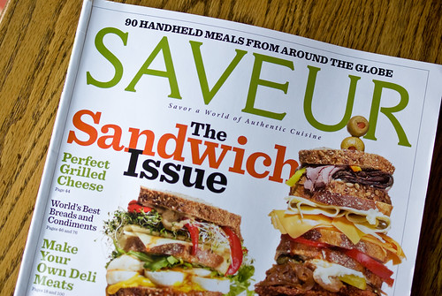 the sandwich issue