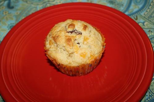 YIP 280.365 Bacon Cheddar Muffins