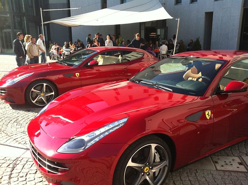 Ferrari Four - FF in Bruneck