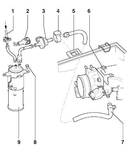 2000 Jetta Vr6 Engine 2000 Jetta Cooling System Diagram