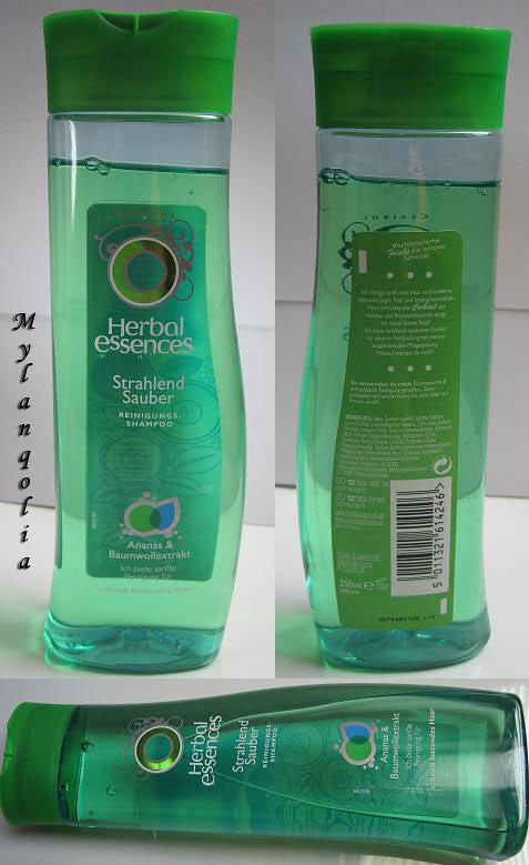 Herbal Essences SSR Shampoo1