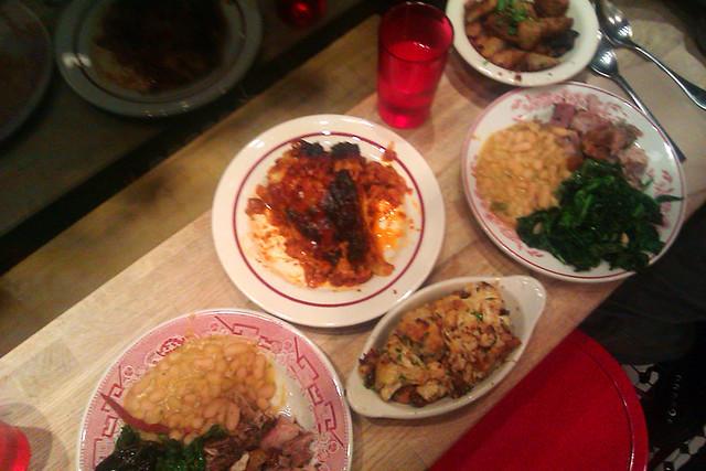 Dinner at Porchetta w/ Jeff & Corrine