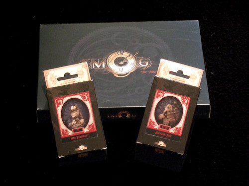 Smog 1888 Game, by Smart Max Miniatures