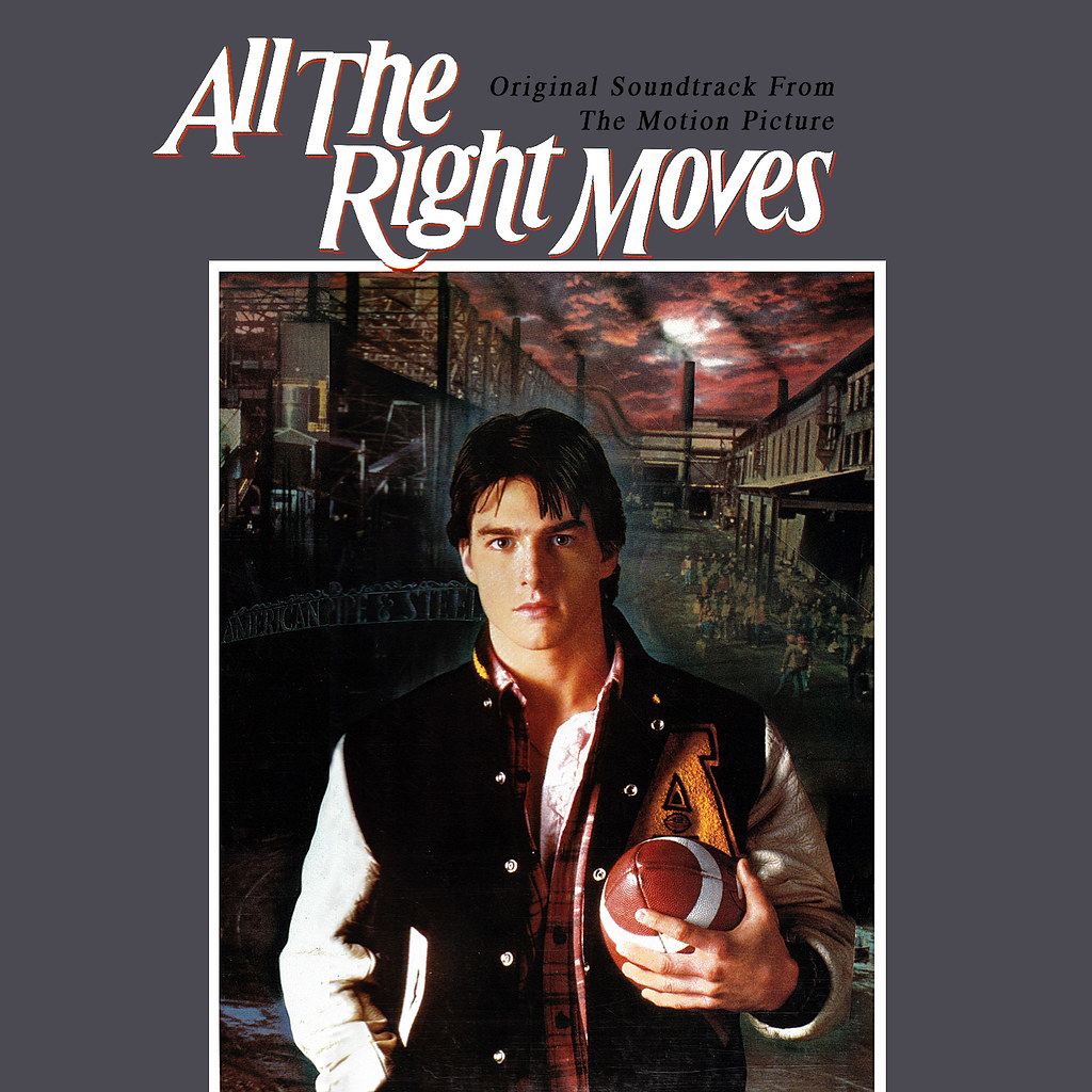 David Richard Campbell - All the Right Moves