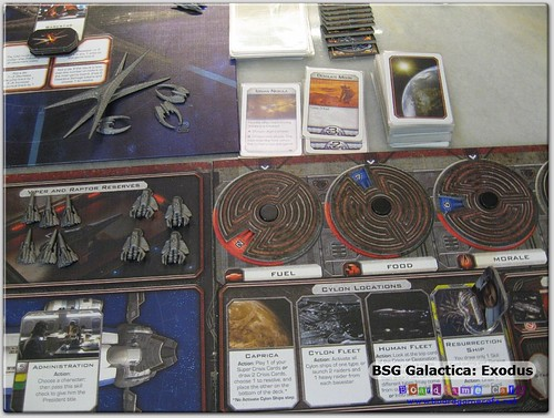 BGC Meetup: Battlestar Galactica Exodus