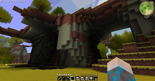 Minecraft - Cool Formations 2