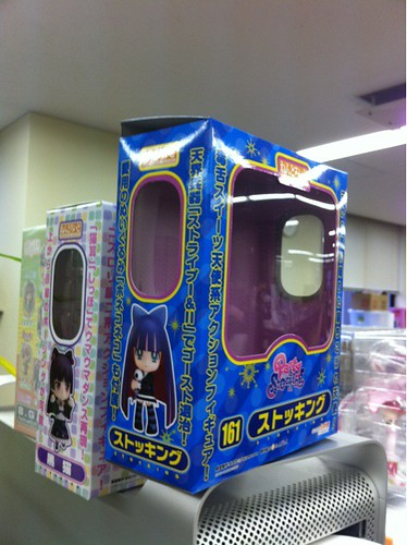 Nendoroid Stocking's packaging