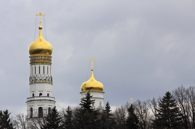 one of the kremlin's churches