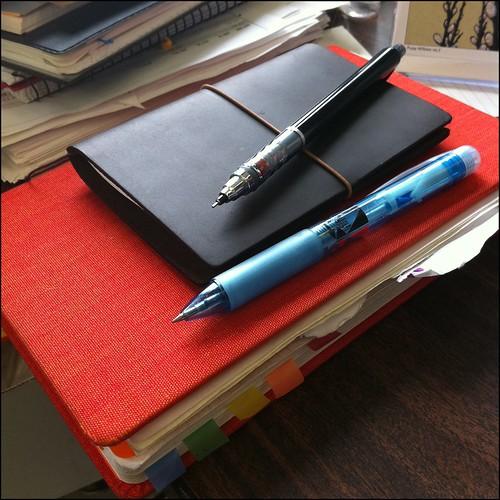 Midori Traveler's Notebook - Passport size (5/5)