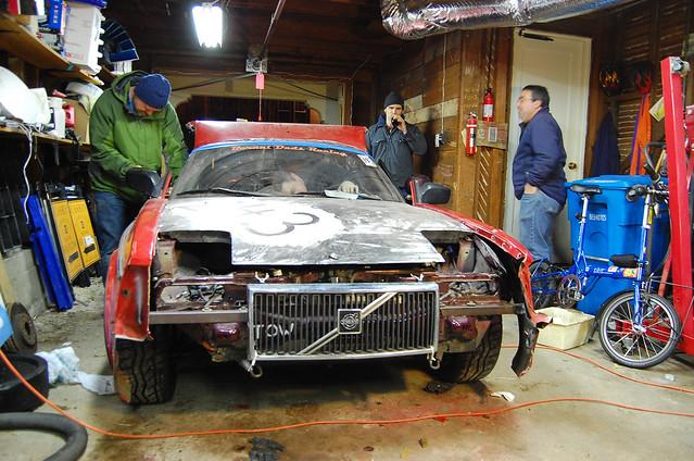 The Molvo and Bernal Dads Racing