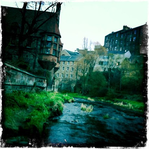 Dean Village Hipstamatic