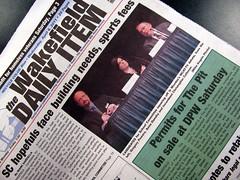 Wakefield Daily Item