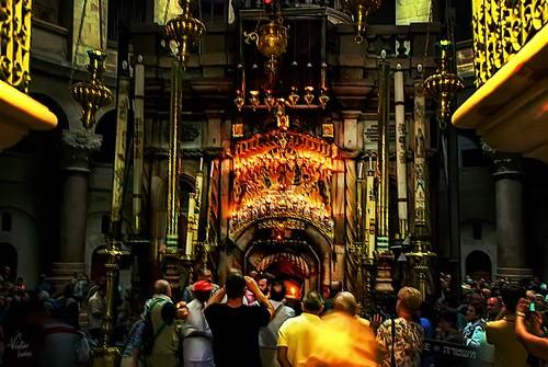 Holy Sepulchre | Santo Sepulcro