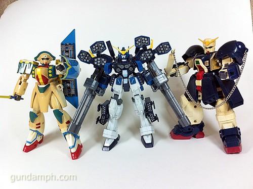 Old G-Series Gundams 1994 (1)