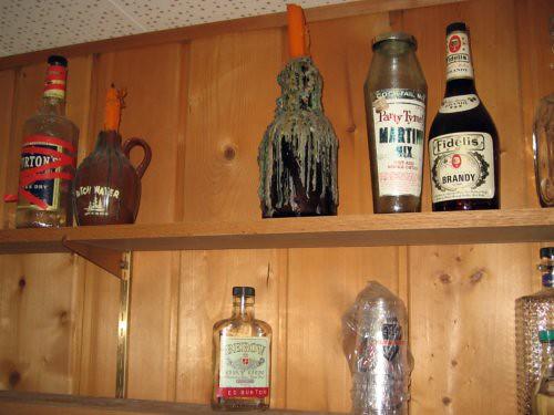 Bar relics