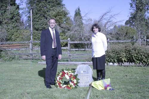 Here Lies Helen Clark's Labour Party, murdered by Phil Goff