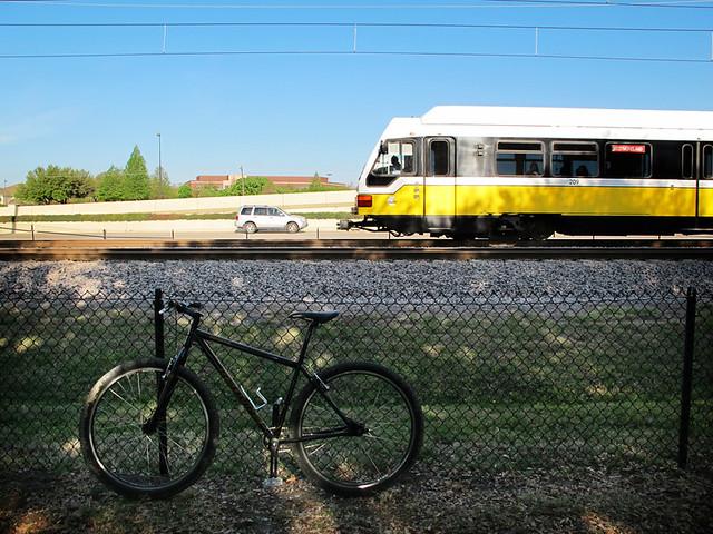 Car, Train, Bike
