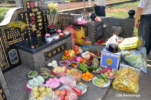 Cheng Beng Chinese Festival