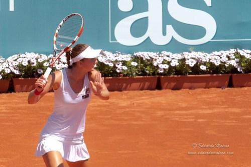 Irina Begu - 2011 WTA Andalucia Tennis Experience final