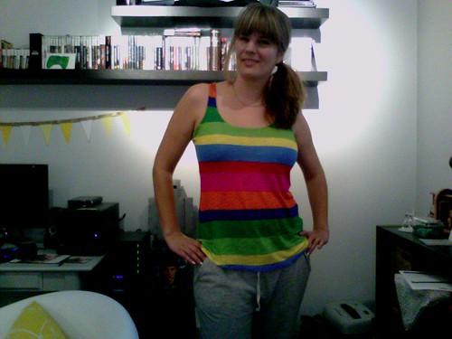 Zara Rainbow Tank