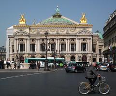Garnier's Paris Opéra Facade