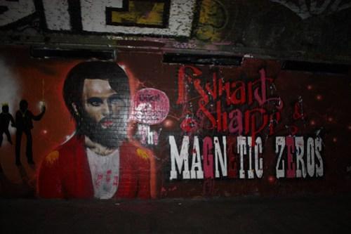 Edward Sharpe Mural