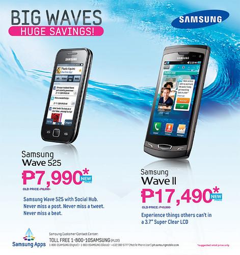 Samsung Wave Pricedown