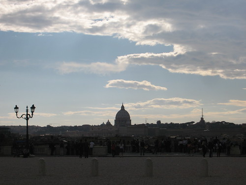 Rome, you bewitch me.