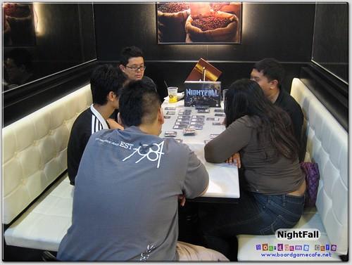 BGC Meetup: Nightfall