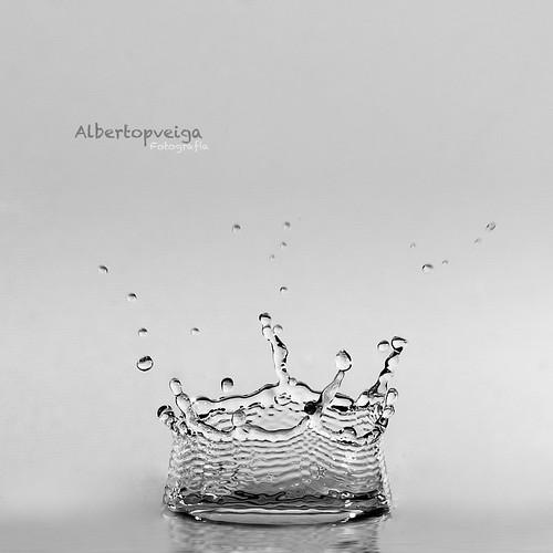 (107/365) Gota de agua by albertopveiga