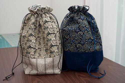 Dawn's bags