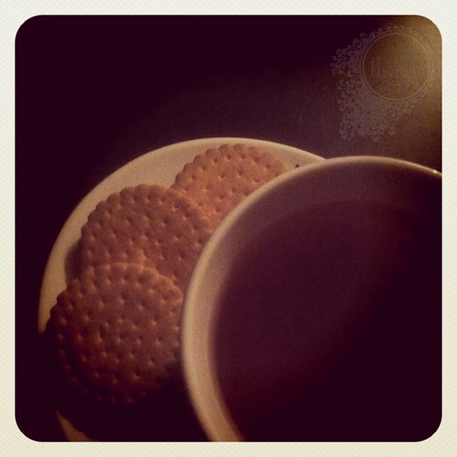 biscuits & tea