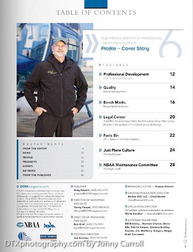 Reed DOM Magazine