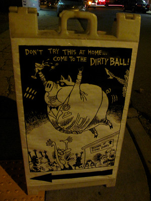 Dirty Ball