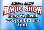 Enchanted Kingdom Magic Show Event