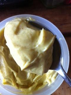 Mustardy mayo