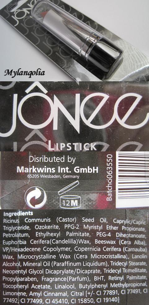 Jônee Lipstick1