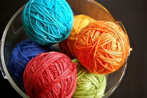 Bowl of colour