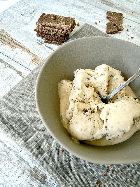 Brown Bread Gelato