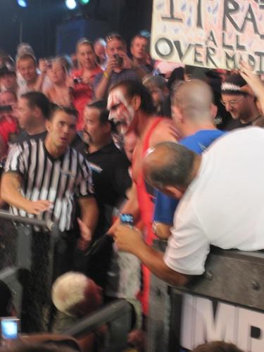 TNA Slammiversary: Sting vs. Mr. Anderson